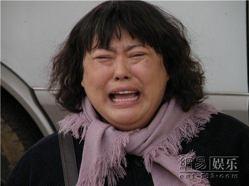 宝乐婶的烦心事 热拍 李菁菁剧中哭戏多图片