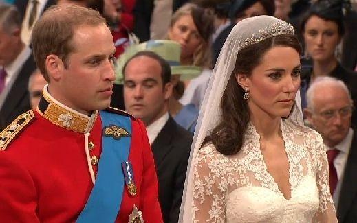 威廉王子大婚 威廉凯特男才女貌