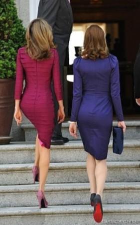 法国布吕尼_西班牙王妃和法国第一夫人气质大比拼[组图]-新闻中心-南海网