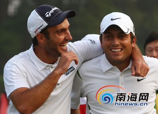 2011高尔夫世界杯11月海口开赛 奖金750万美金