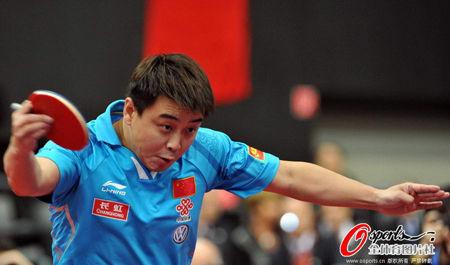 世乒赛男单半决赛:王皓4-2马龙共5张2011-05-15;王皓对拉反手位打折纸步骤的书签方法图片
