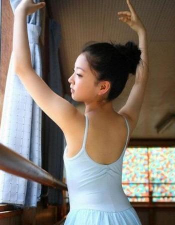 芭蕾舞图片唯美
