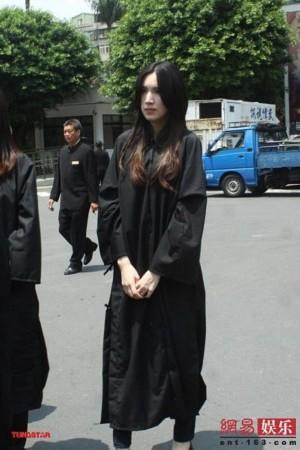 林志颖妻子陈若仪高清图片