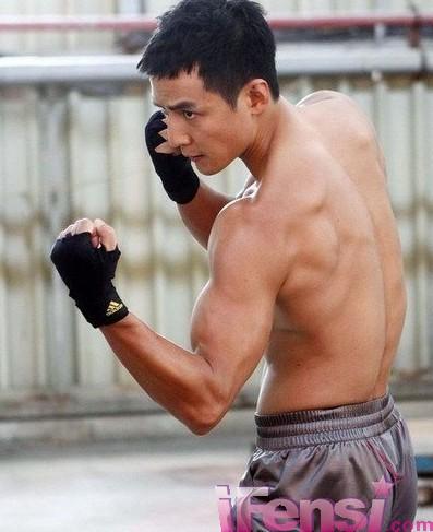 马里奥毛瑞尔肌肉-王力宏周杰伦吴尊吴彦祖 让你喷鼻血的好身材