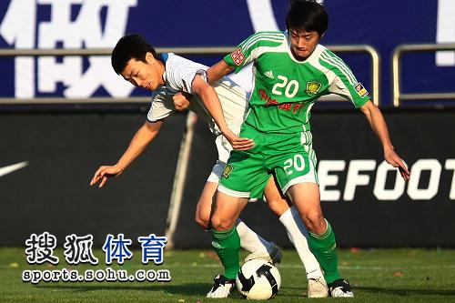 中超十大犯规王:世界杯悍将领衔 郑智前三(图)