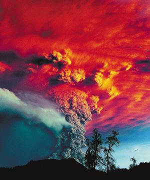 背景 壁纸 风景 火山 桌面 300_360