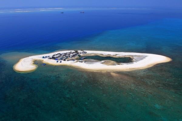 新闻中心 军事新闻 军情观察 正文  这是2011年6月1日拍摄的西沙群岛