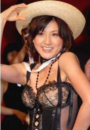 日本评选最理想身材女星 藤原纪香夺得冠军