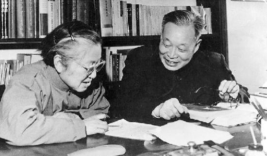 何泽慧院士昨逝世 与钱三强共被誉中国居里夫妇