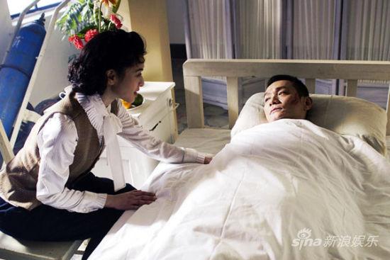 新《亮剑》感情戏 果静林甄妮演绎血色浪漫(图)图片