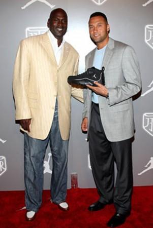 乔丹与篮球鞋