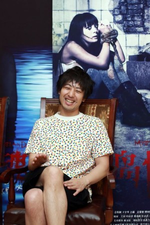 《孤岛惊魂》广州首映 杨幂为艺术接戏不设底线