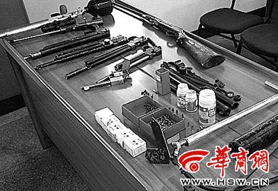 火药射钉器_气钉枪改装猎枪图片图片