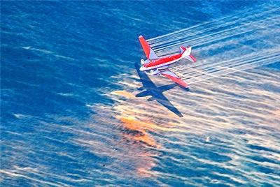 通用航空在美国抢险救灾中显神威[组图]
