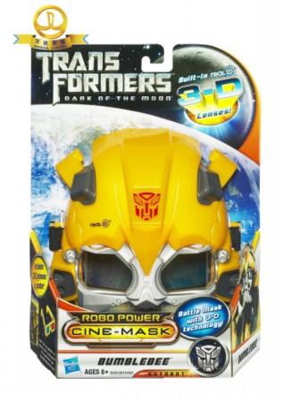《变形金刚3》大黄蜂玩具高清图片