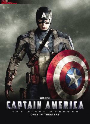 美式手绘电影海报