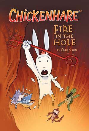 索尼动画将拍cg动画片《兔子鸡》(图)
