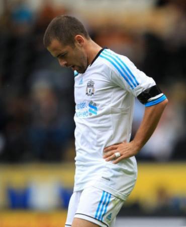 利物浦0 3英冠队 乔科尔很郁闷