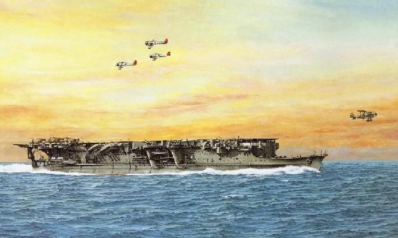 二战日本海军龙骧号航空母舰   龙骧号   在1924年的日本舰艇补充计划中,准备建造1艘27000吨和3艘10000吨的航空母舰。1925年,为了取代老旧的若宫丸号水上飞机母舰,有了建造龙骧号的腹案,后来又从水上飞机母舰变更到航空母舰。   龙嚷号最初计划的排水量为9800吨,使用青叶级重巡洋舰的舰体,航速30节,搭载约24架飞机。1924年11月,龙骧号在横滨三菱造船厂动工1931年4月下水后拖曳到横须贺进行艏装工作。此时军方要求舰载机数量增加到36架,厂方不得不更新设计,增加一层