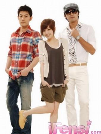 这部台湾称作《美乐加油》的偶像剧已经取得了不错的