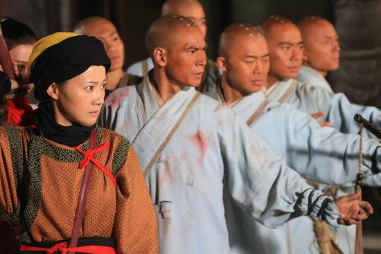 少林寺传奇3 热播高潮迭起 吊足观众胃口