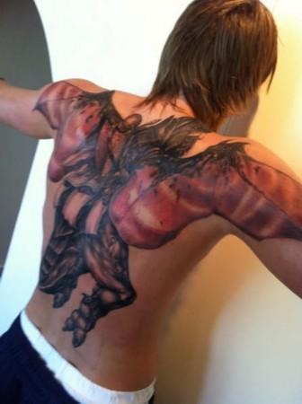 50大纹身:石佛神秘科比虔诚 小皇帝死敌三上榜