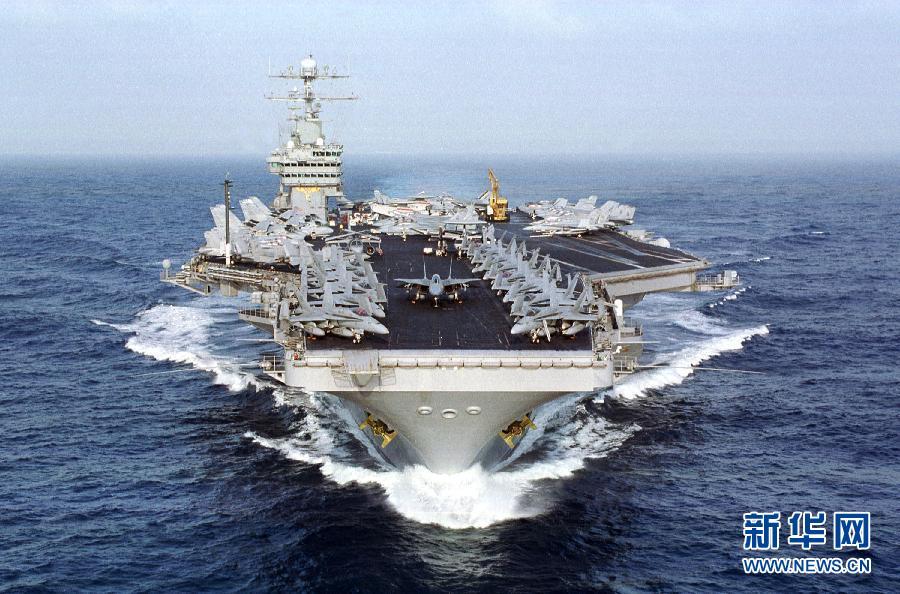 航母!美国大片中的重量级道具 南海网新闻中心