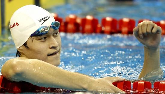 孙杨放弃世锦赛1500米自由泳