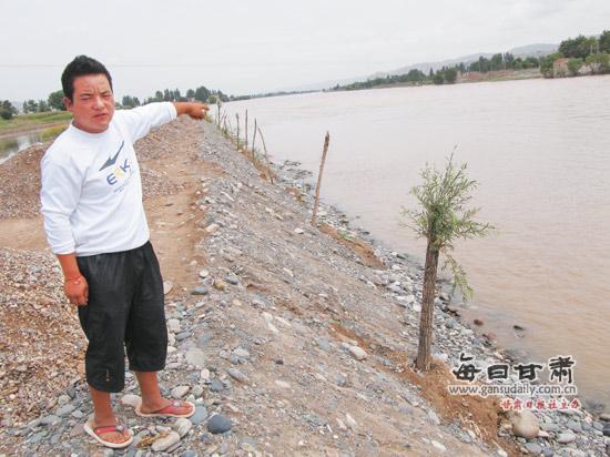 百名村民黄河里搜救三名落水儿童 两人溺亡