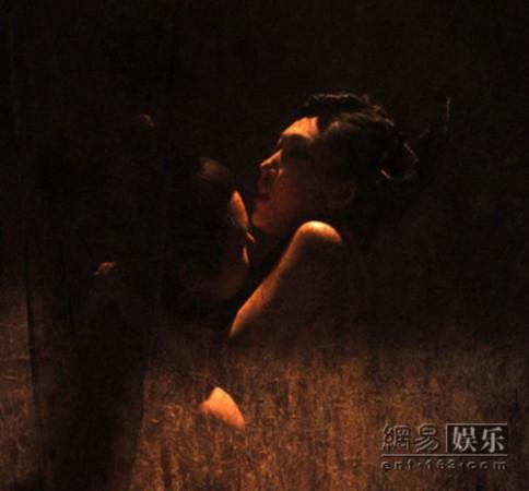 《济公2》惊现大尺度床戏