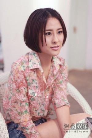 """身为新一代""""蜜桃""""的吴晴晴在影片里饰演一位来自未来的女孩,在性感图片"""