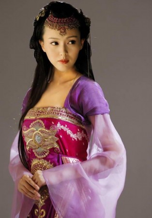 美女:悉数娱乐圈最火的十大80后古装戏日本美