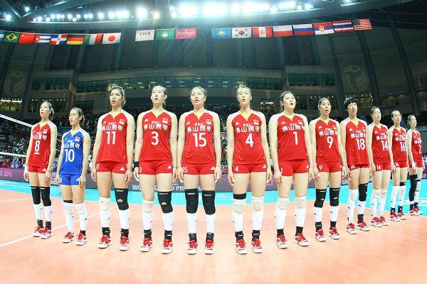 图文:中国女排2-3塞尔维亚中国队唱新闻_南海网国歌v图文方法、步骤图片