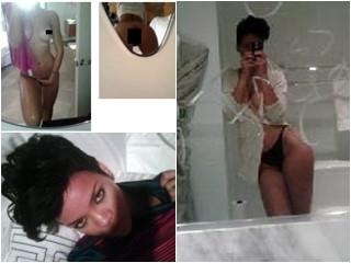 美国倒霉天后蕾哈娜性爱色情影片被曝光【组图】