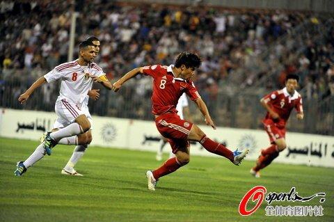 国足1-1战平约旦_年世界杯预选赛亚洲区二十强赛展开了次轮的较量,国足客场挑战约旦队.