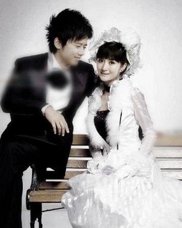 张杰谢娜香格里拉结婚?二人婚纱照被传[图]_南