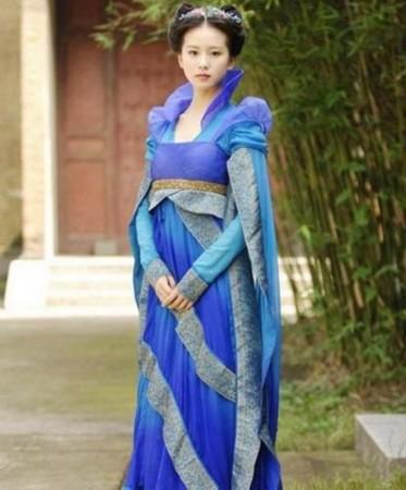 范冰冰刘亦菲王祖贤 新老古装美女明星谁最美