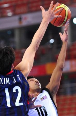 视频:[亚锦赛]韩国89-42马来西亚古加尼上篮_假图文水大全图片