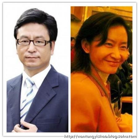 文鲁刘倩_50大名嘴漂亮娇妻美艳大PK-新闻中心-南海网