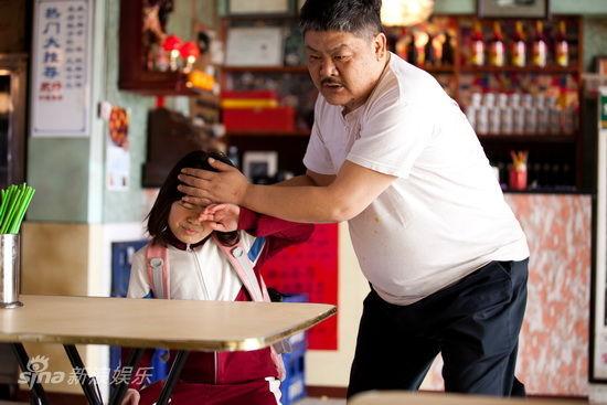 图文:《追梦》最新剧照-林雪扮演慈父图片