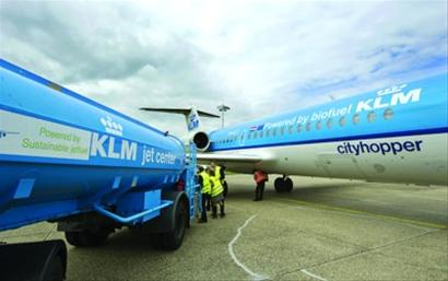中国首次生物燃料飞行年内进行 首飞花落波音机
