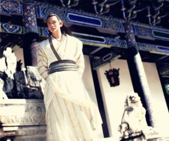 """《倾世皇妃》将播 王雨被林心如赞""""精灵王子""""图片"""