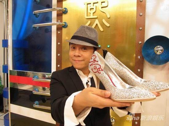 蔡康永最爱送鞋子