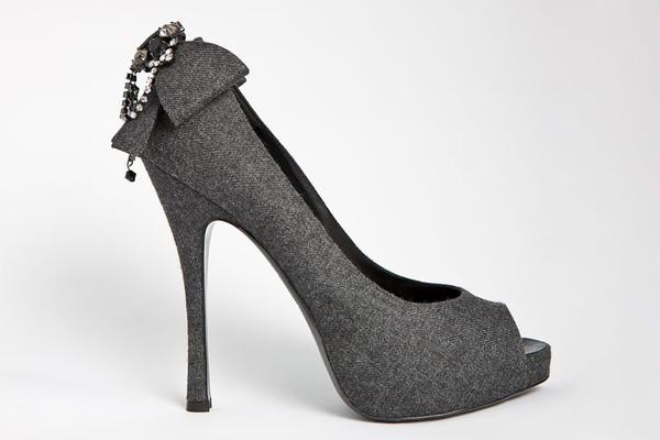 时装效果图鞋子素材
