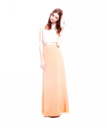 欧式小清新裙子