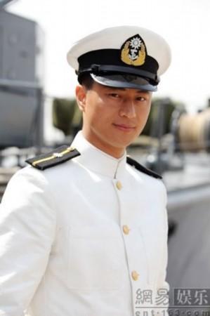 海军服装_这部号称中国首部海军编年体的电视剧图片