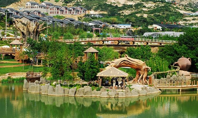 青岛茶山风景区举办旅游景区可持续发展战略论坛
