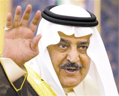 沙特78岁王子兼内政大臣被任命为新王储