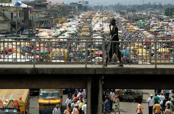 尼日利亚是非洲第一人口大国-70亿人 地球如何喂饱你