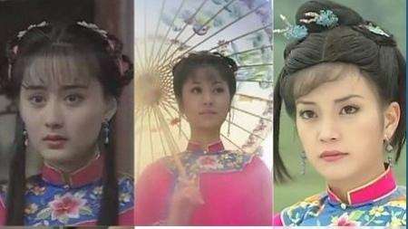 烙》林心如:《还珠格格》赵薇《还珠格格》-曝TVB抠门戏服50年不